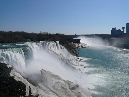 Niagara State Park. Photo: Michael Gray