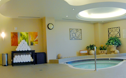 Skip Mickey & Co. and opt for a massage instead (Image: Waldorf Astoria Orlando).