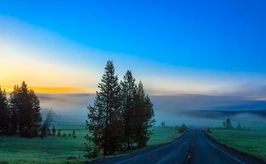 Always Shooting, Morning Mist via Flickr CC BY 2.0