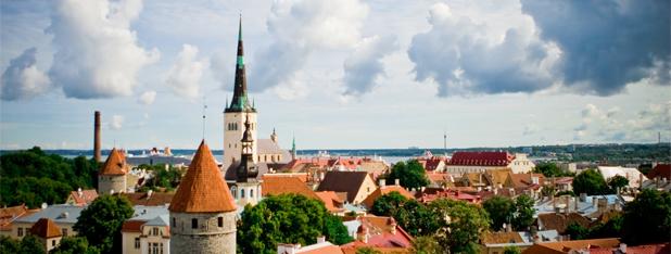 New air service to Tallinn.