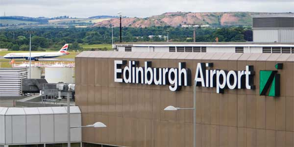 BAA forced to sell Edinburgh Airport
