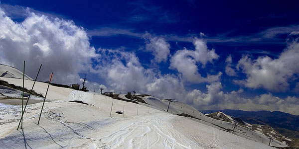 Lebanon ... one of the less well known ski destinations