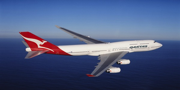 Flying free ... Qantas offers free flights to passengers affected by recent strikes