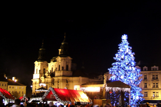 Prague Christmas Market, Czech Republic