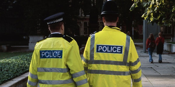 Thin blue line ... police may pitch in during strike