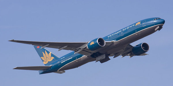 Vietnam Airlines ... new links from Gatwick Airport