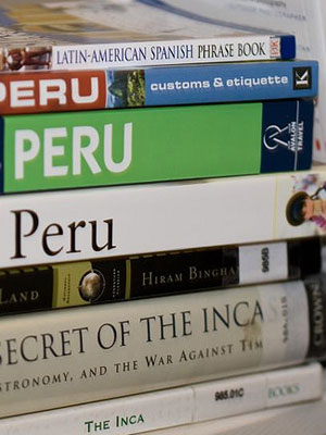 Travel books may go the way of the Dodo