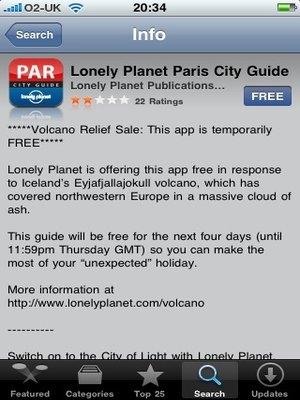 Lonely Planet City Guide