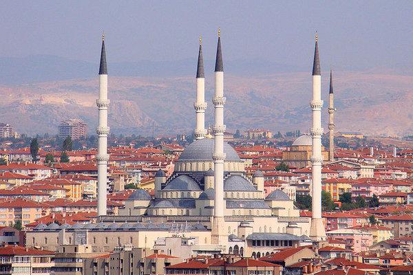 Turkish capital... Ankara
