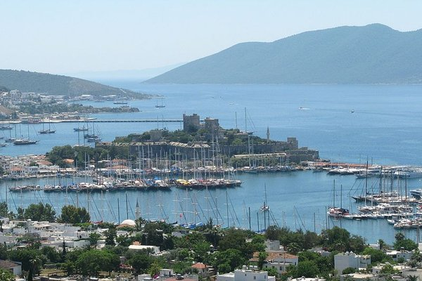 Port city... Bodrum
