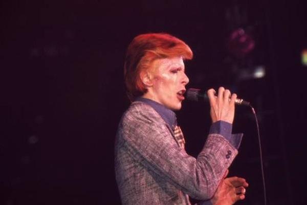 Blue plaque... David Bowie