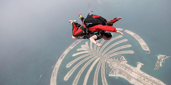 Raise your heart rate in Dubai - Cheapflights