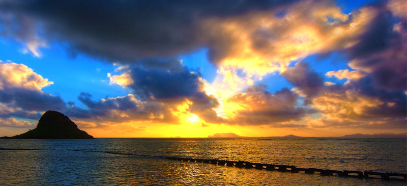 Top 10 sunrises