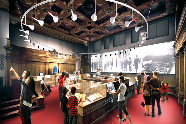The new SeaCity Museum will open at 1.30pm on 10 April, 100 years to the day that Titanic set sail