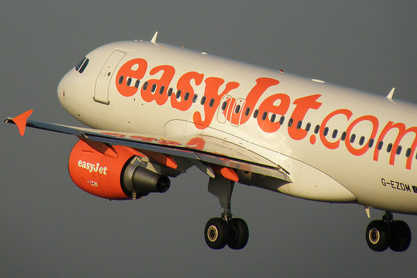 New route to Tel Aviv... easyJet