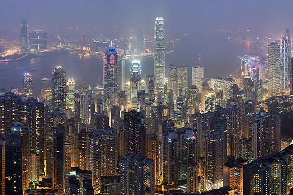 Hong Kong... home of Tin Hau's birthday celebrations