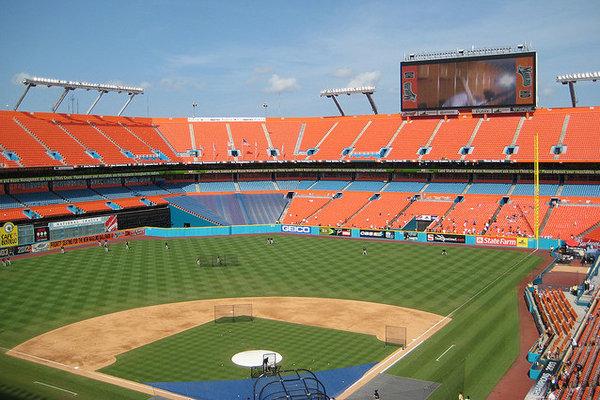 Marlin Stadium, Florida