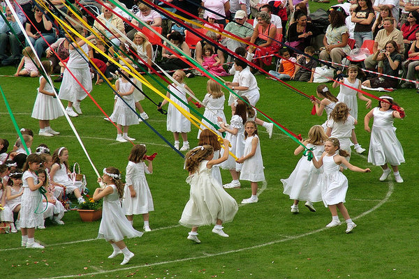 May Day traditions