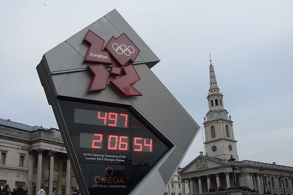 Counting down to Olympic delays