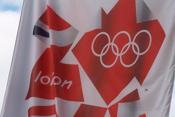 The countdown begins... London 2012