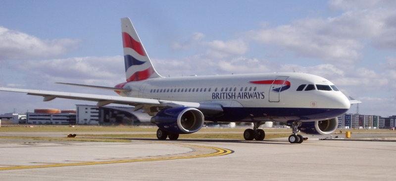 New flights to Las Vegas... British Airways