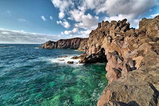 Costa Los Hervideros - Lanzarote image gallery