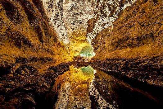 Cueva de los Verdes - Lanzarote image gallery