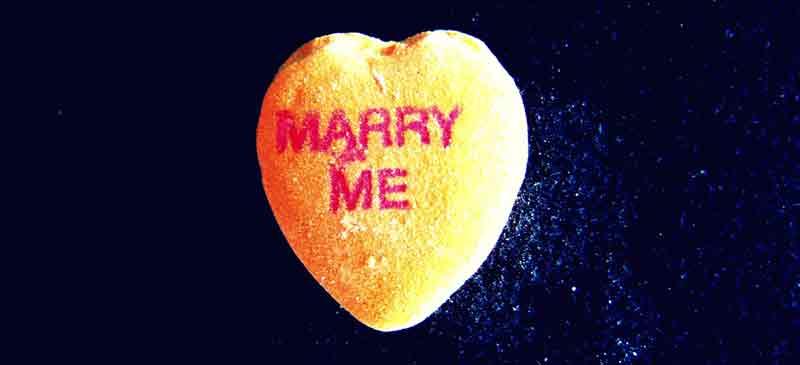 Marry me? Top ten gay wedding destinations