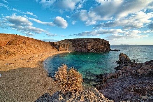 Papagayo beach - Lanzarote image gallery