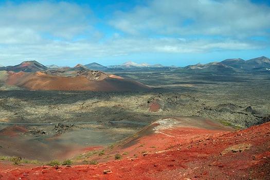 Parque Nacional de Timanfaya - Lanzarote image gallery
