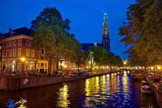 Amsterdam - Gay wedding destinations