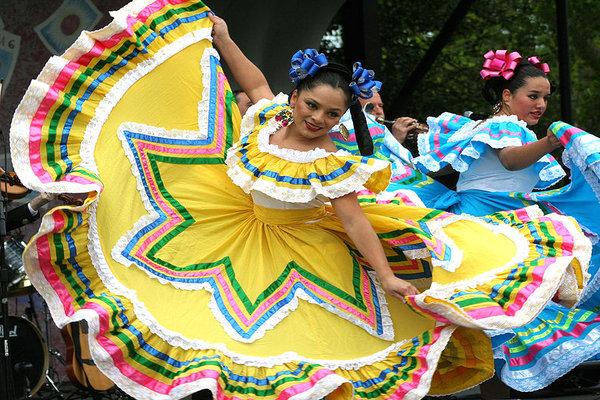 Worldwide celebrations... Cinco de Mayo