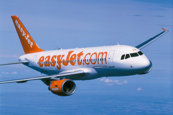 New service to Kefalonia... easyJet