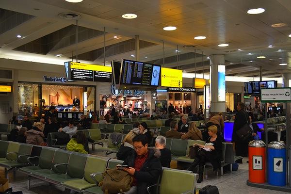 Heathrow Terminal 1