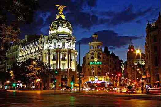 Madrid - Gay wedding destinations