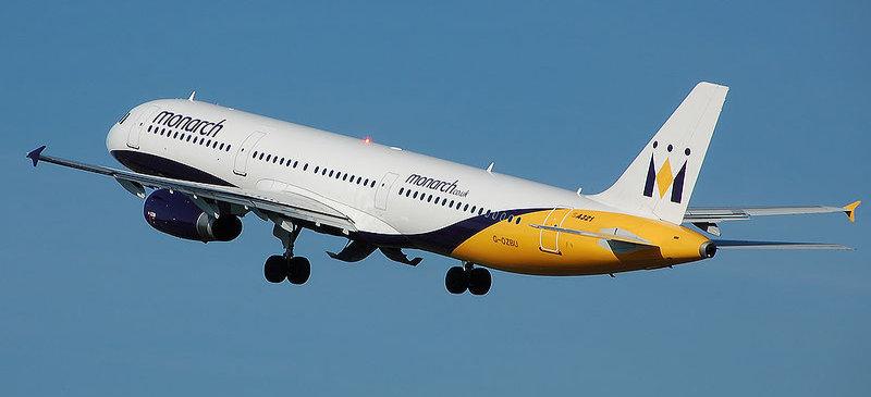 New summer schedule... Monarch Airlines