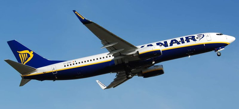 Your luggage is in safe hands with Ryanair