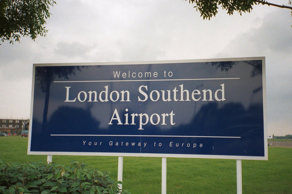Expansion... London Southend Airport