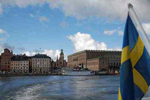 Stockholm - Gay wedding destinations