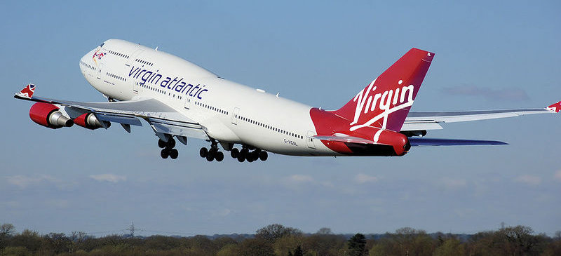 Extra flight to Jamaica... Virgin Atlantic