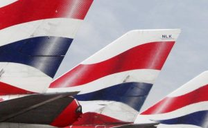Increased winter schedule... British Airways
