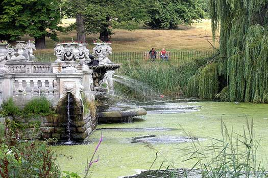 4. Grab some fresh air at one of the Royal Parks like Hyde, The Regent's or Richmond. This is Hyde Park.