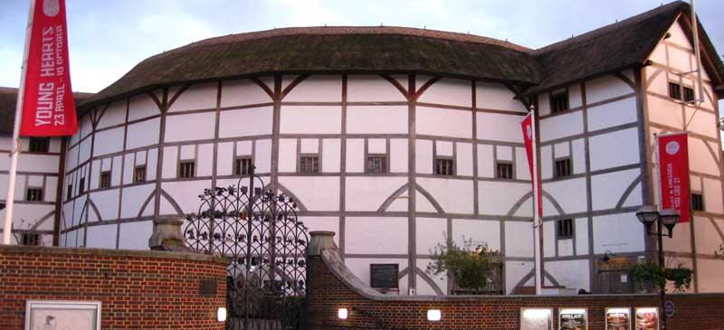 London - The Globe Theatre