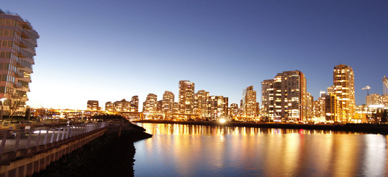 Vancouver, one of the destinations on offer in the British Airways Luxury sale