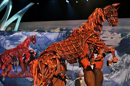 8. Don't miss London's theatre scene and plays like War Horse and Jersey Boys