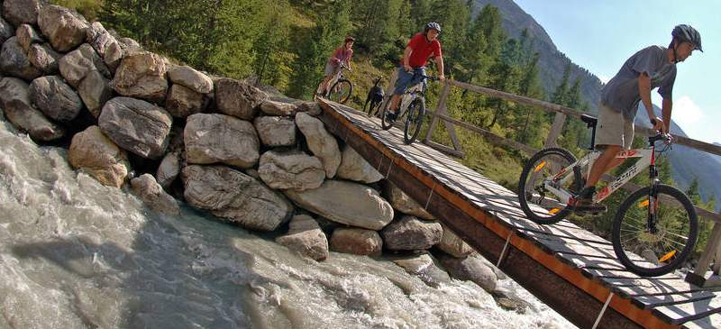 Why not choose an Alps adventure holiday this year?