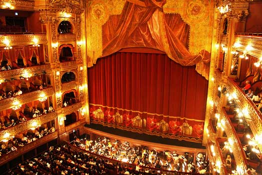 Buenos Aires Theatre
