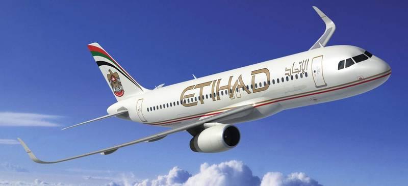 Going organic... Etihad Airways