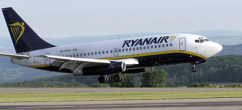 Considering trans-Atlantic flights... Ryanair
