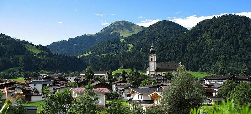 Festival season underway... Tirol, Austria